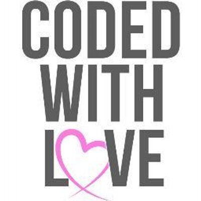 coded with love codedwithlove twitter