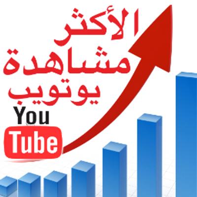 الأكثر مشاهدة يوتيوب Youtube Akthar Twitter
