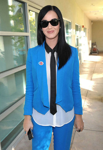 Katy Perry Social Profile
