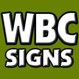 WBCSigns Social Profile