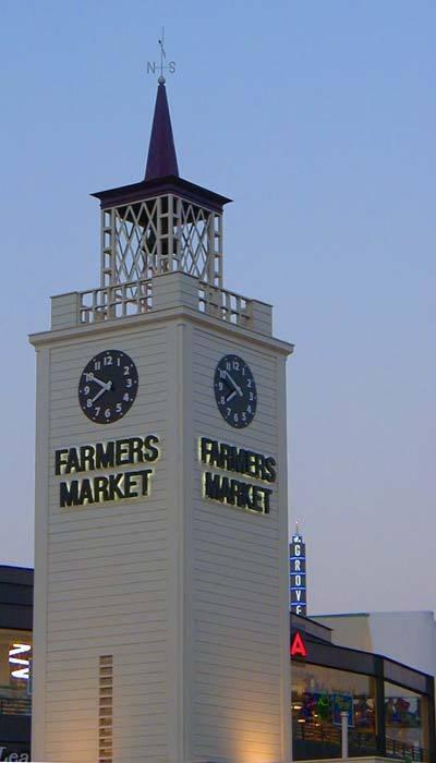Farmers Market, LA