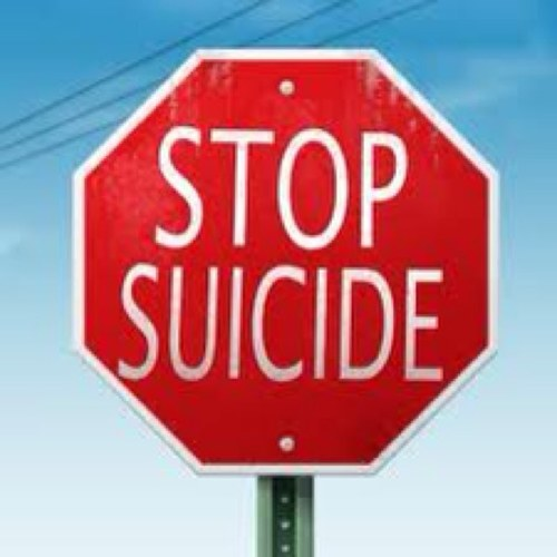 Image result for no suicide'