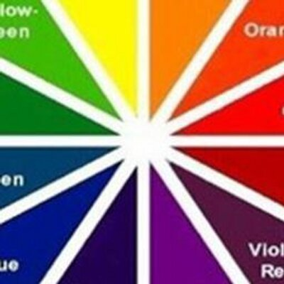 Color Wheel Chart (@Colors4Life1) | Twitter