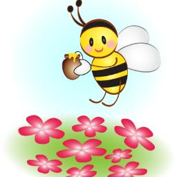 蜜蜂 Apis Hachi Twitter