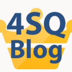 4sq blog viersq twitter for 4 sq
