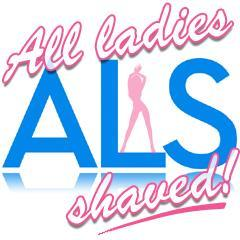ALL LADIES SHAVED