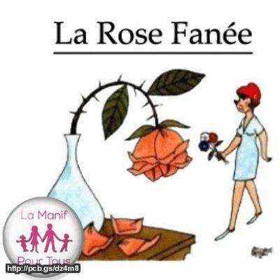 En Marche Vers Ou La Rose Fanee Twitter