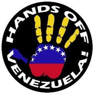 Image result for HAND OFF VENEZUELA