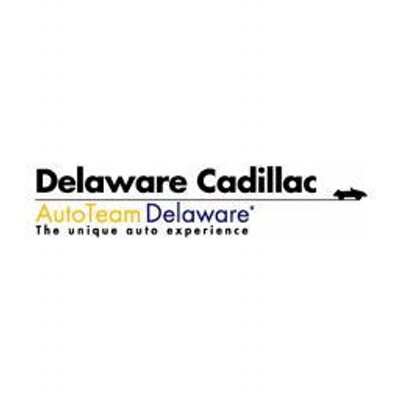 Delaware Cadillac Company Logo
