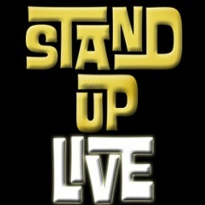 Image result for stand up live