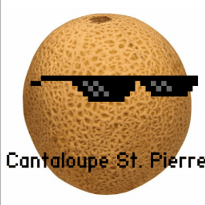 Cantaloupe St Pierre Cantaloupestpie Twitter I want to bite it and then instantly regret it. twitter