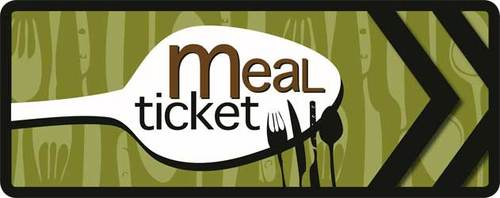 Meal Ticket Social Profile