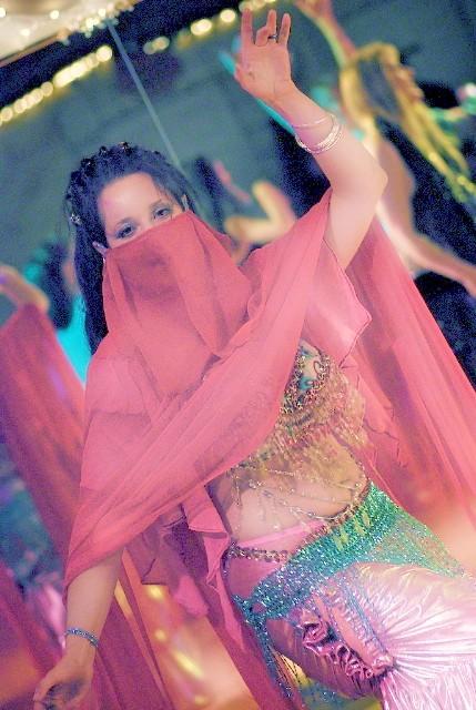 Lady Kashmir