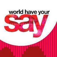 World Have Your Say | Social Profile