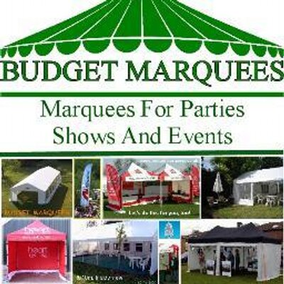 BUDGET MARQUEES on Twitter: