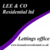 Lee & Co Residential Profile Image