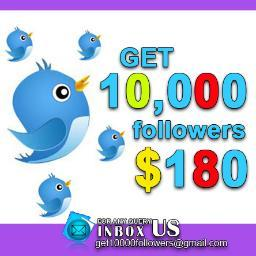 how to get followers on twitter from 0