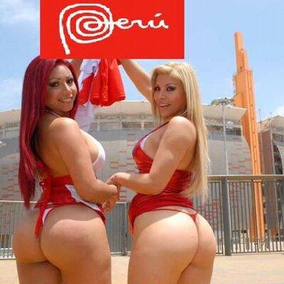 Culonas peruanas
