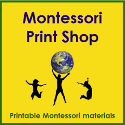 Montessori PrintShop | Social Profile