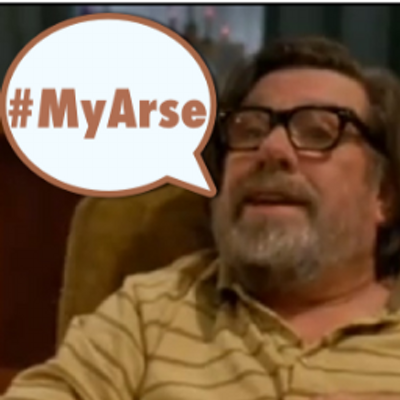 Image result for my ass the royle family""