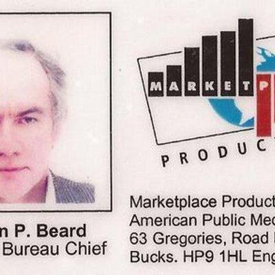 Stephen Beard on Muck Rack