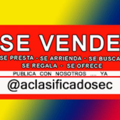 Anuncio clasificado aclasificadosec twitter for Anuncios clasificados gratis