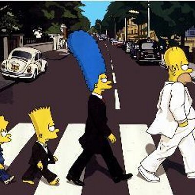Simpsons Christmas Boogie.Simpsons Photos On Twitter Ozzy Osbourne Right And The