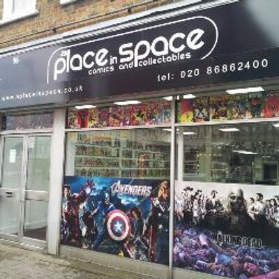 A place in space aplaceinspace twitter for Space v place