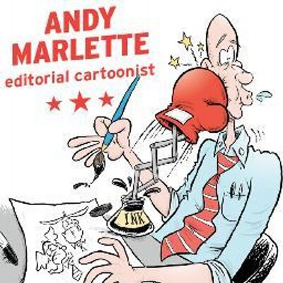 Andy Marlette on Muck Rack
