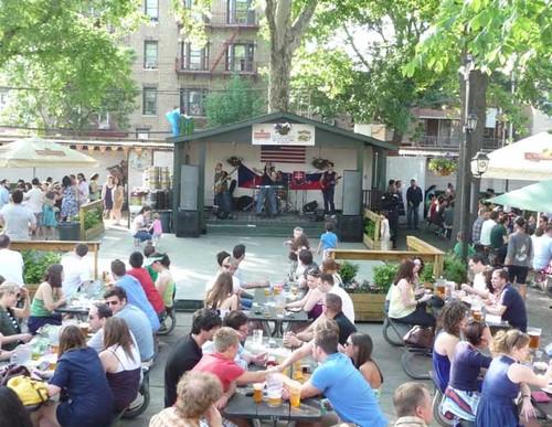beer garden music - Bohemian Beer Garden