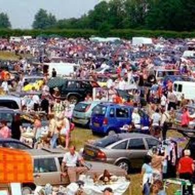 Chorleywood Car Boot Sale