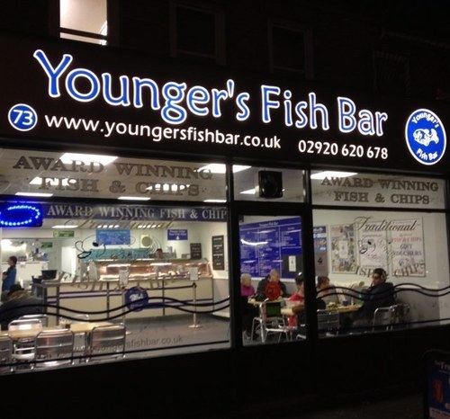 Youngers bar