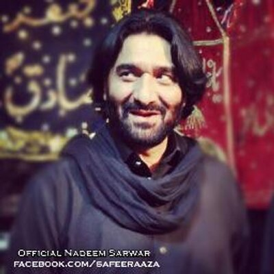 Nadeem Sarwar on Twitter: