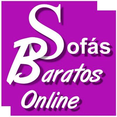 Sof s baratos online sofas baratos twitter for Sofas muy baratos online
