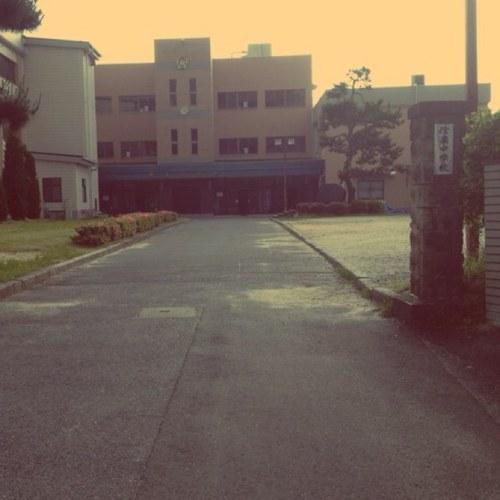 中学校 信楽