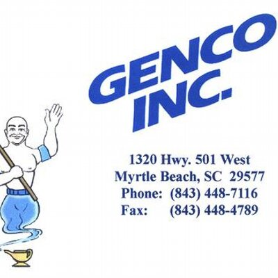 Genco Supplies Myrtle Beach