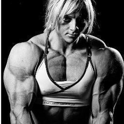 Musculer women photo 46