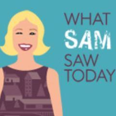 WhatSamSawToday