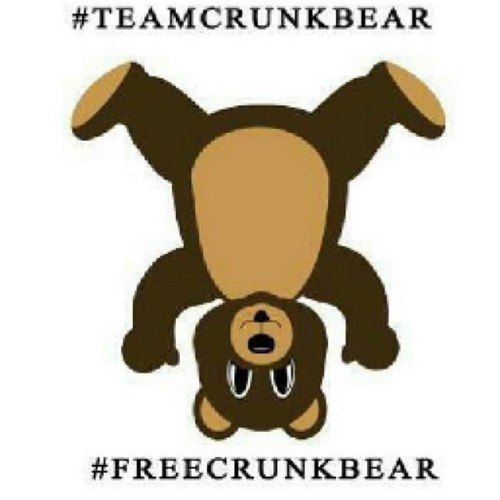 crunk bear