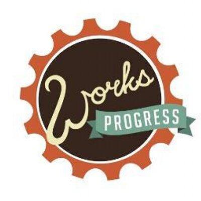 Works Progress on Twitter: