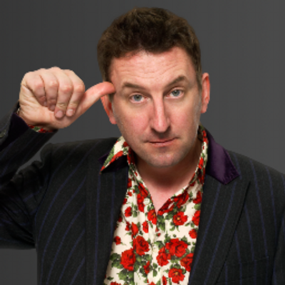 lee mack book