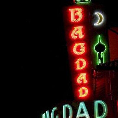 Bagdad Theater. Bagdad Theater   theBagdadPDX    Twitter