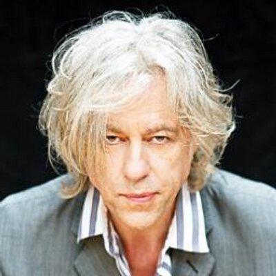 Resultado de imagem para Bob Geldof
