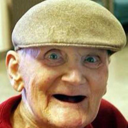 Horny Oldman