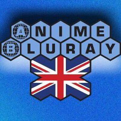 Anime Bluray UK