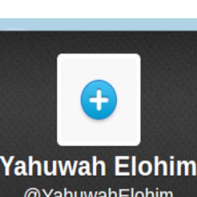 Yahuwah Elohim (@YahuwahElohim) | Twitter