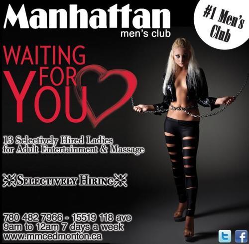 Manhattan Massage Edmonton