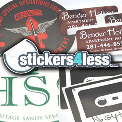 Stickers 4 Less