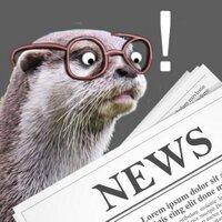 In Otter News (@Otter_News) Twitter profile photo