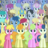 Background Ponies
